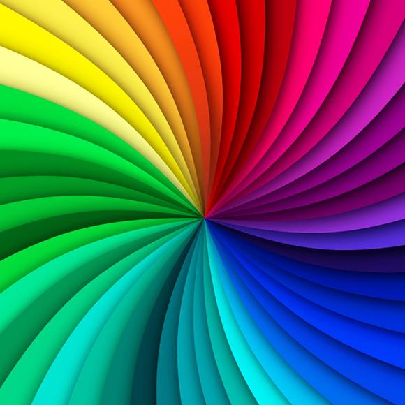 rainbow As cores e seus efeitos na Cromoterapia Clínica