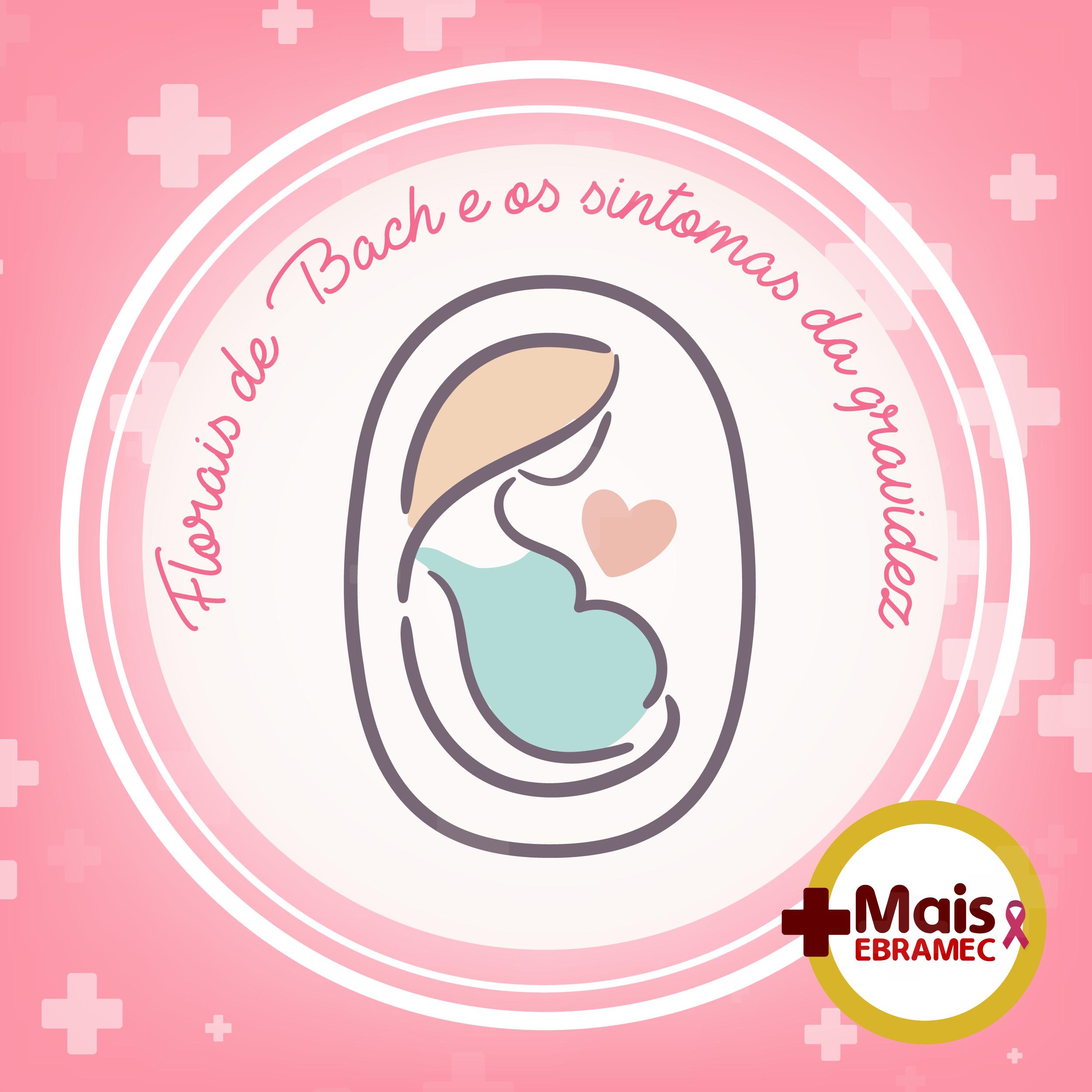 gravidez Florais de Bach e os sintomas da gravidez