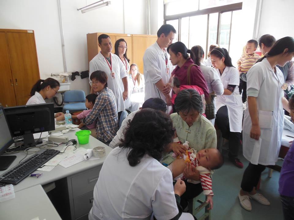 hospital-china Governo de São Paulo pode sediar o primeiro hospital chinês no Brasil