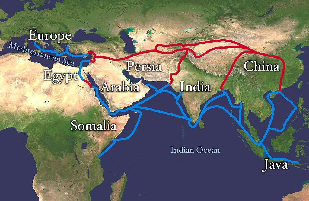 belt1 O que é a Belt and Road Initiative