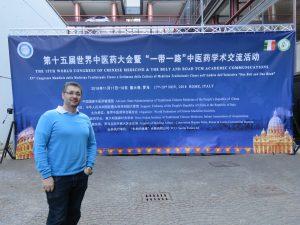 IMG_4516 Conferências em Roma e Paris fecham com Declarações Importantes para a Medicina Chinesa