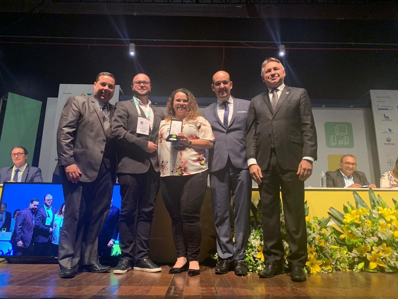 ddsfsdfs Premiação de Auriculoterapia